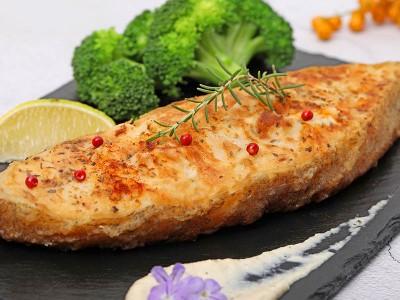 食譜-乾煎鱈魚佐塔塔醬
