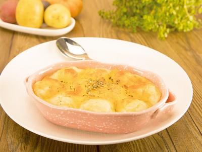 食譜-焗烤馬鈴薯