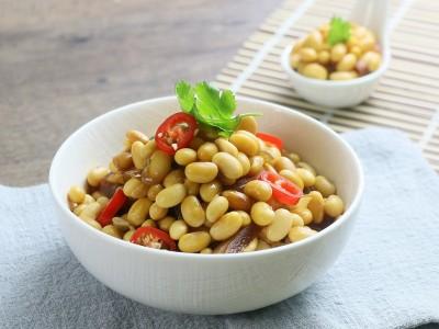 食譜-醬滷黃豆
