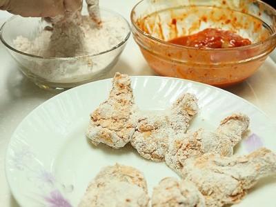 食譜-韓式炸雞