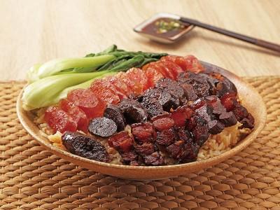 食譜-港式臘味煲飯