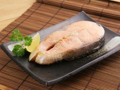 食譜-味噌鮭魚