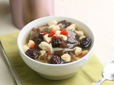 食譜-黑木耳雞絲湯