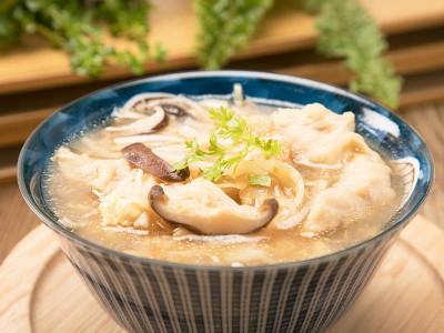 食譜-香菇肉羹湯