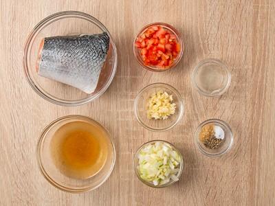 食譜-鮭魚佐莎莎醬