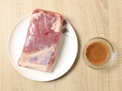 食譜-酒香脆皮五花肉