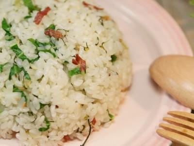 食譜-上海菜飯