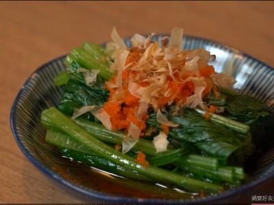 食譜-【達人系列】 減脂最棒選擇 日式開胃菜 涼拌小松葉
