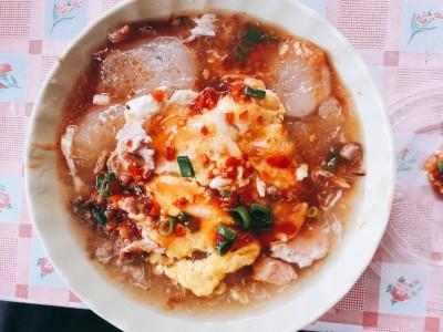餐桌-大灣美食 肉粿