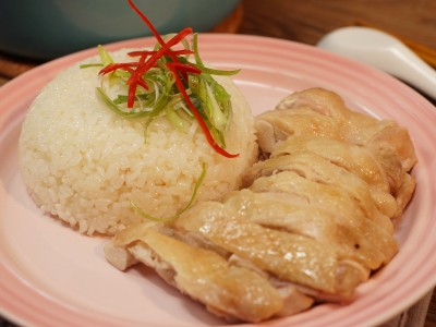 食譜-香嫩雞腿飯