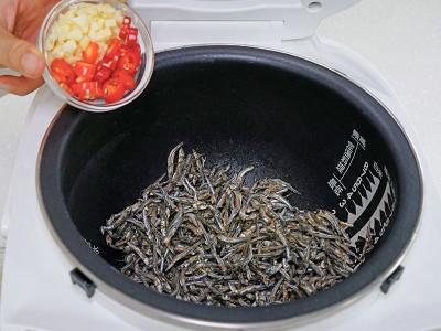 食譜-花生小魚乾