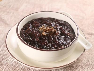 食譜-桂圓紅豆紫米粥