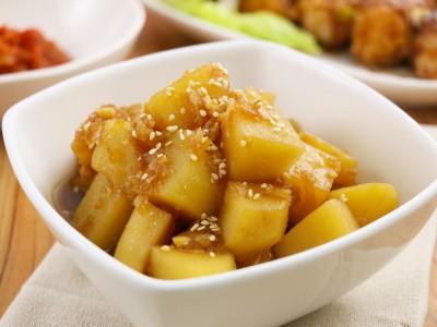 食譜-韓式燉馬鈴薯