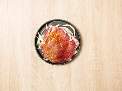 食譜-薑汁燒肉飯糰