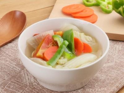 食譜-蔬菜巫婆湯