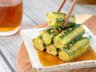 食譜-日式醃漬黃瓜