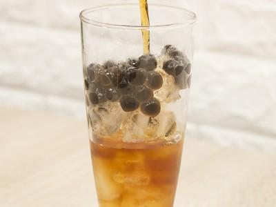 食譜-珍珠紅茶拿鐵