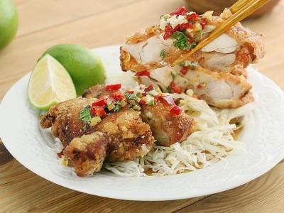 食譜-泰式椒麻雞