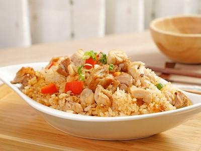 食譜-叻沙炒飯