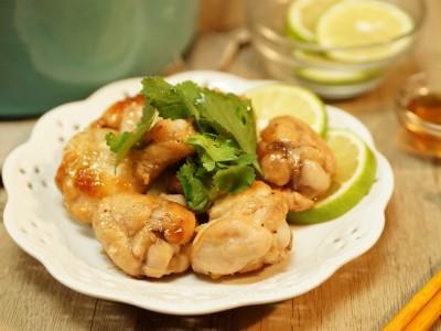 食譜-蜂蜜檸檬雞