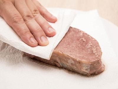 食譜-沙朗牛排佐海鹽
