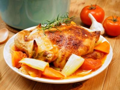 食譜-普羅旺斯燉雞