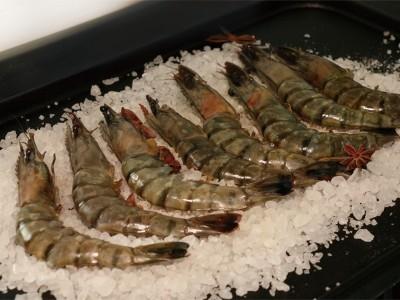 食譜-香料雪中蝦