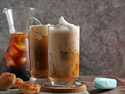 食譜-蜂蜜咖啡