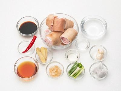 食譜-紹興豬腳