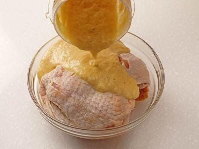 食譜-果香香煎腿排