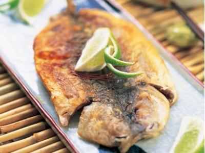 食譜-煎魚秘訣--摘自《請你跟我這樣過3 安心食》