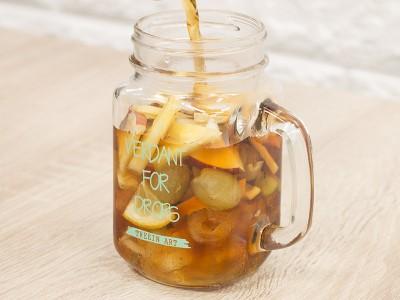 食譜-招牌水果茶