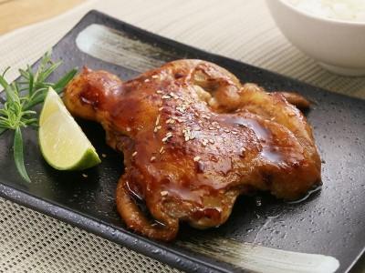 食譜-日式蜜汁雞腿