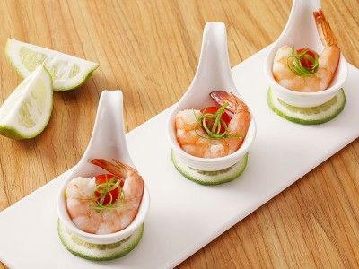 食譜-鮮脆白蝦