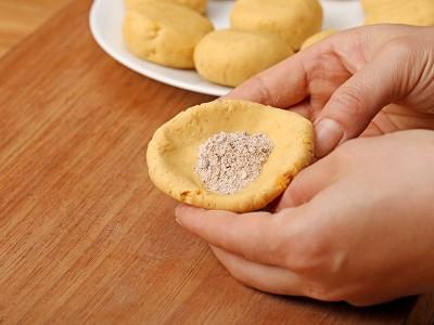 食譜-地瓜甜餅