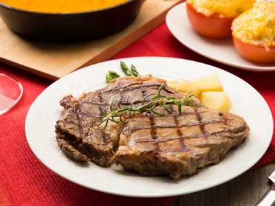 食譜-愛得火熱熱牛排