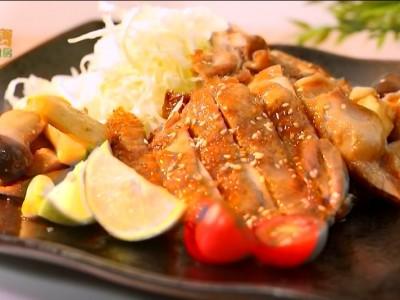食譜-【阿芳廚房】醬汁照燒雞腿