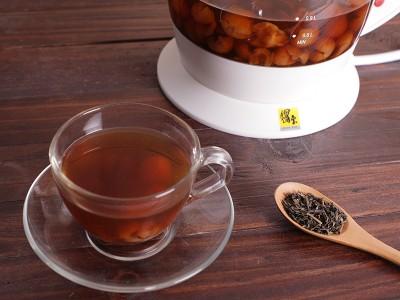 食譜-桂圓紅茶