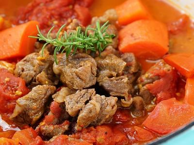 食譜-番茄燉牛肉