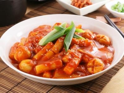 食譜-韓式辣炒年糕