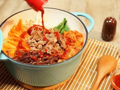 食譜-韓式拌飯
