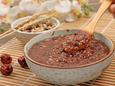 食譜-紅豆黑糖八寶粥