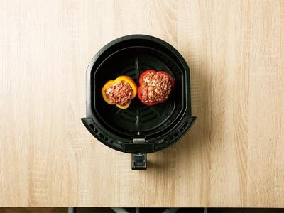 食譜-彩椒鑲肉
