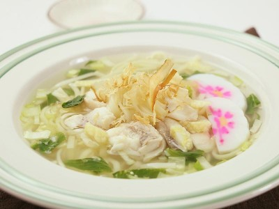 食譜-日式湯麵