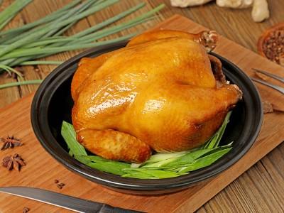 食譜-蔥香豉油雞