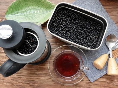 食譜-氣炸黑豆茶做法【氣炸鍋料理】