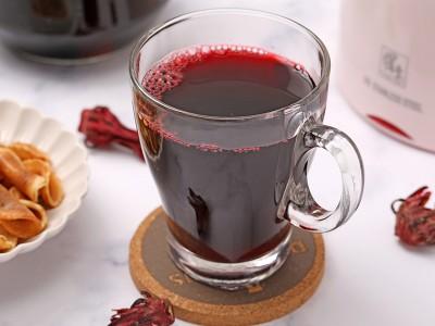 食譜-洛神花茶