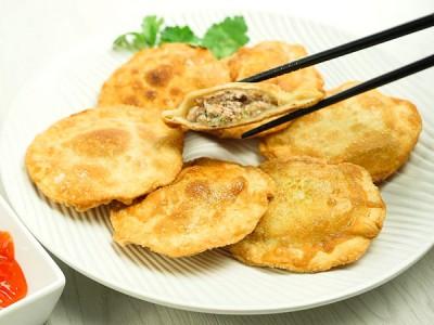 食譜-財運亨通鮮蝦餅