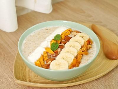 食譜-南洋風味燕麥粥