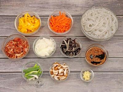 食譜-韓式雜菜